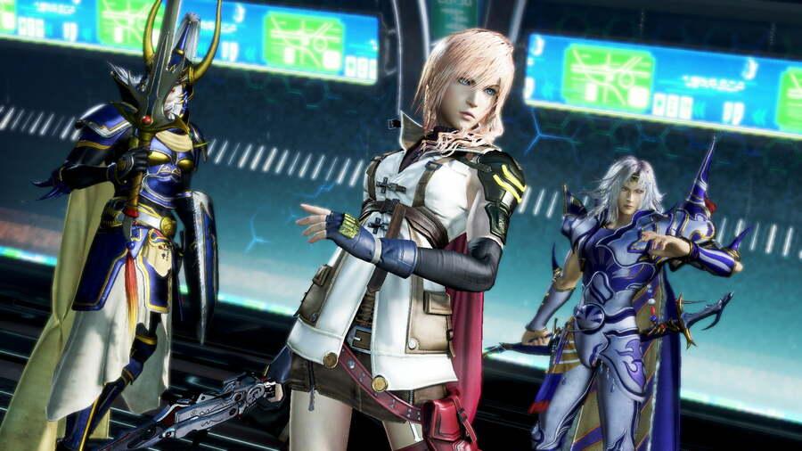 Dissidia Final Fantasy NT Update