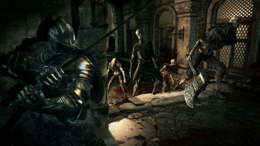 Dark Souls Remastered Illusory Walls Locations Guide 1