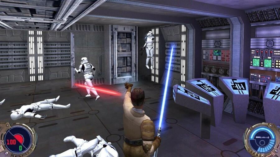 Star Wars Jedi Knight 2 Jedi Outcast PS4 PlayStation 4 1