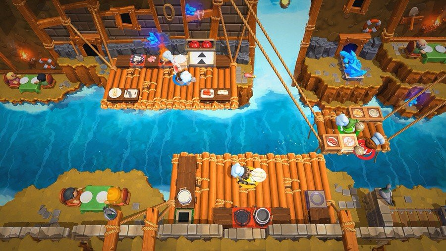Overcooked 2 PS4 PlayStation 4