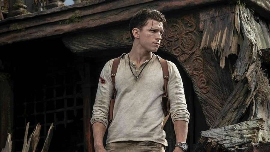 Uncharted Movie Tom Holland 1