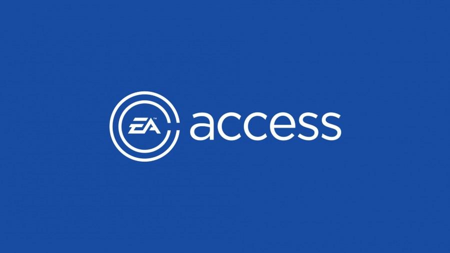 EA Access PS4 PlayStation 4 1