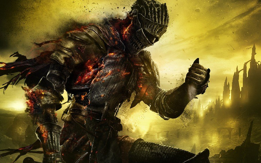 Dark Souls 3 III PS4 PlayStation 4 1