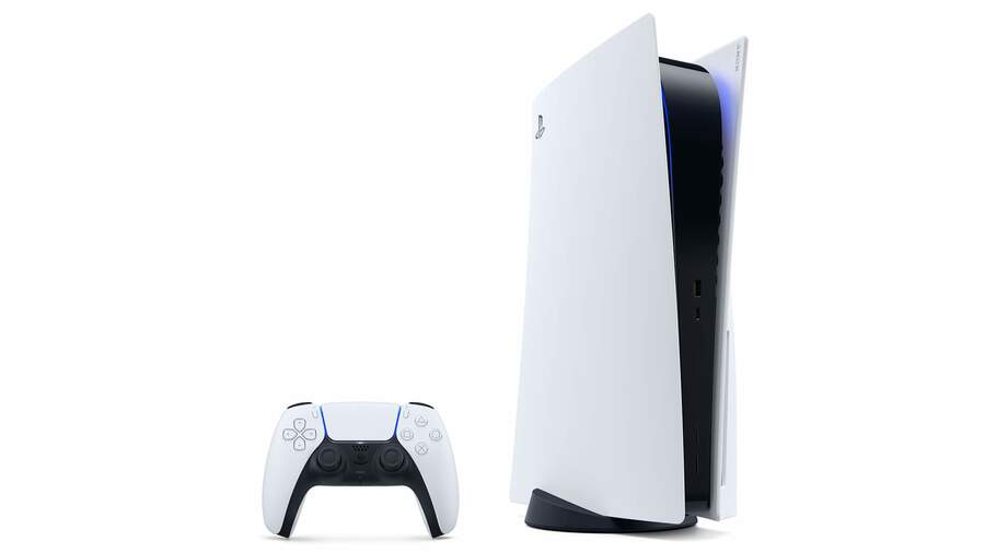 PS5 UK Sales