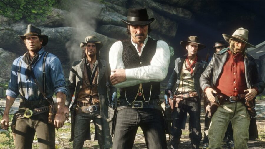 Red Dead Redemption 2 How to Complete a Companion Activity in Each Camp Guide 1