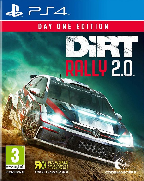 dirt rally 2 0 review ps4 push square. Black Bedroom Furniture Sets. Home Design Ideas