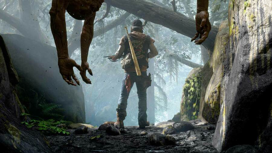 Days Gone PS4 Patch 1.21