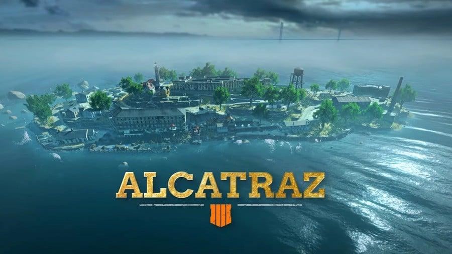 Black Ops 4 Alcatraz