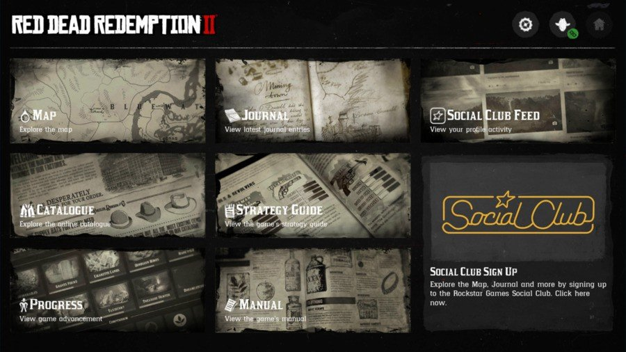 Red Dead Redemption 2 Companion App PS4 PlayStation 4 iOS Android
