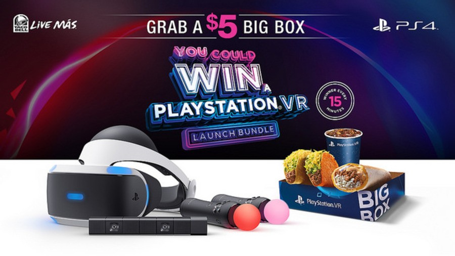 Taco Bell PS4 PlayStation 4 1