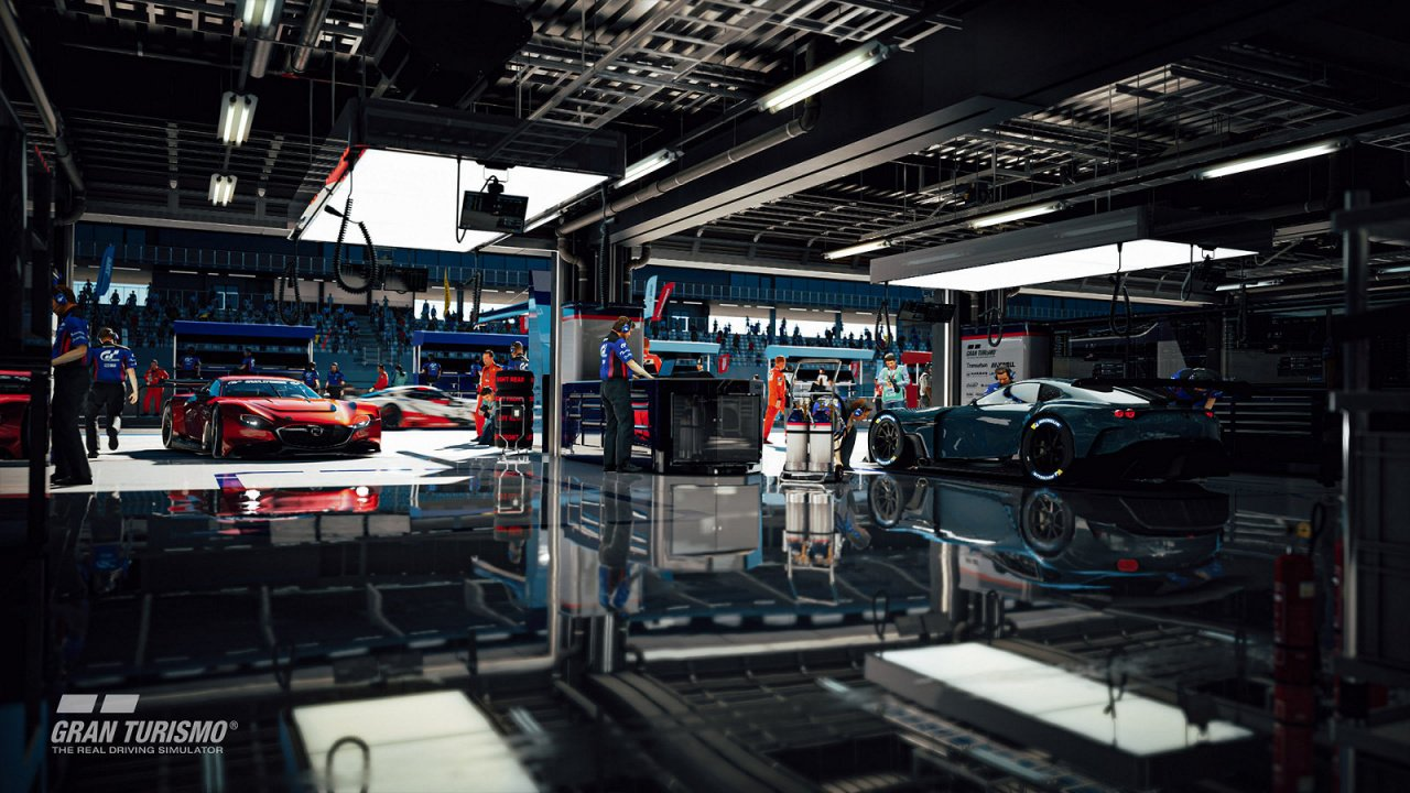 Gran Turismo 7 on PS5 Inspired by Franchise's Past, Present, and Future