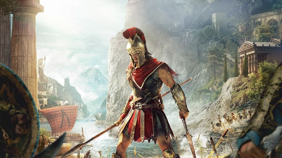 Assassin's Creed Odyssey Discovery Tour PS4 PlayStation 4 1