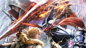 Grow out your Maxi sideburns, Soul Calibur returns on PS3 this week.