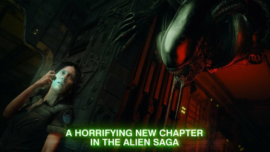 Alien Blackout Mobile Smartphone 1