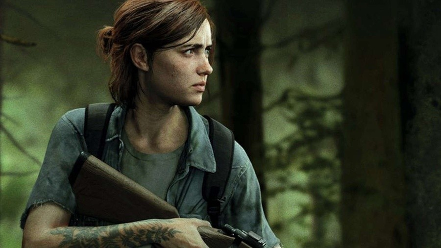 The Last of Us Part II PS5 PS4 PlayStation 4 1