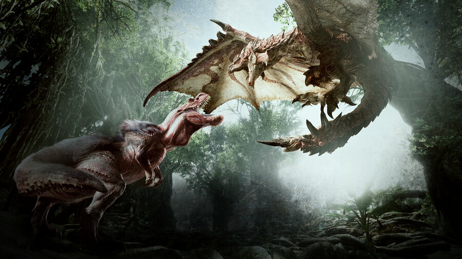 Monster Hunter: World Free Trial PS4 PlayStation 4
