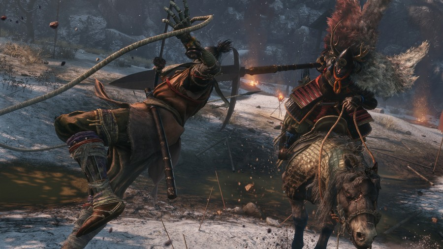 Sekiro: Shadows Die Twice How to Kill Gyoubu Oniwa Guide PS4 PlayStation 4