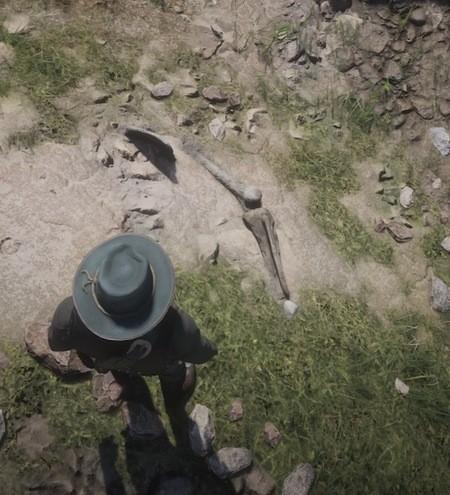 Red Dead Redemption 2 Dinosaur Bones Locations Guide 8