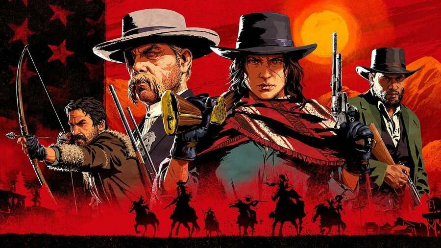 Red Dead Online GTA Online 1