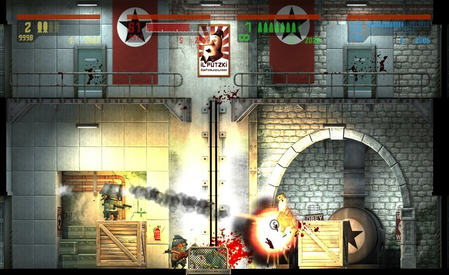 Rocketbirds 2 Screenshot