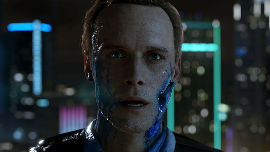 Detroit: Become Human PS4 PlayStation 4 Plus July 2019