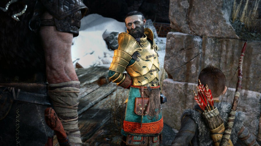 God of War PS4 What Is the Best Armor and How Do You Unlock It Guide 1