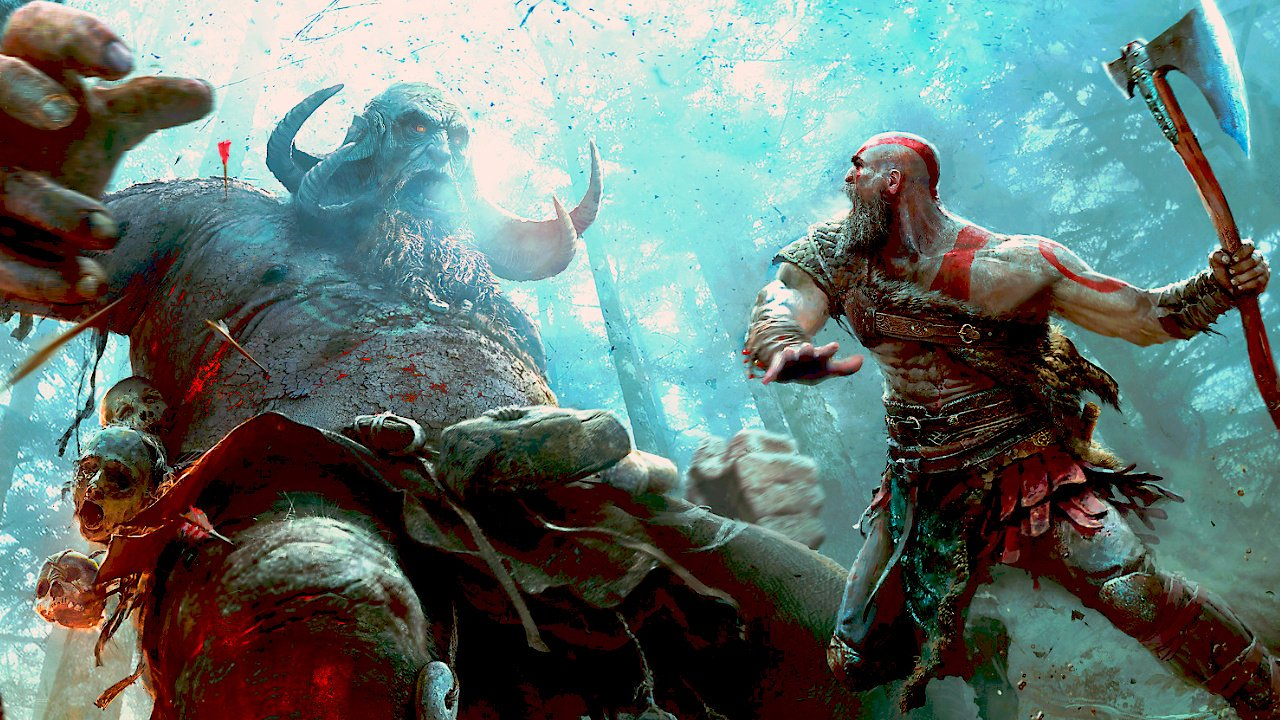 God of War takes home five BAFTA awards
