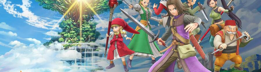 Dragon Quest XI S: Echoes of an Elusive Age (PS4)