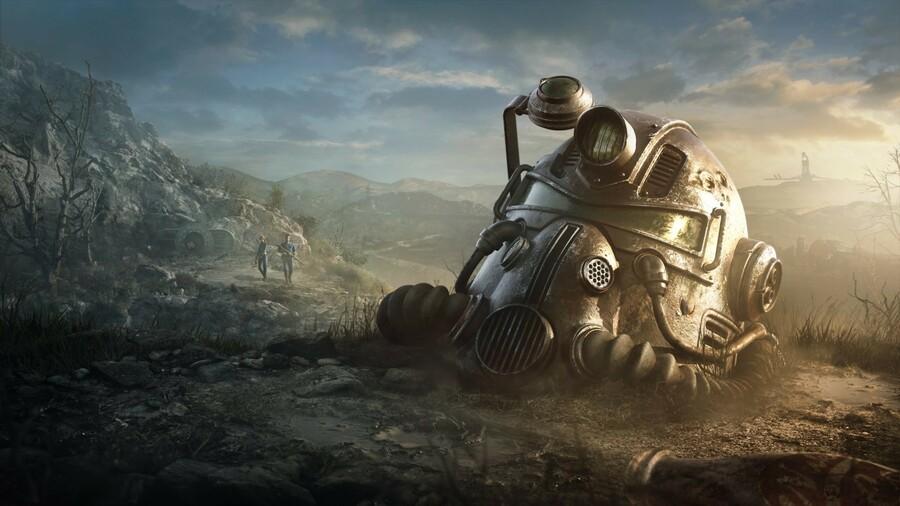 Fallout 76 Canvas Bag