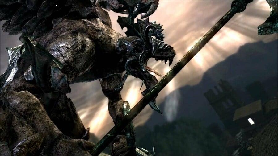 Dark Souls Remastered Bell Gargoyles Boss Walkthrough 1