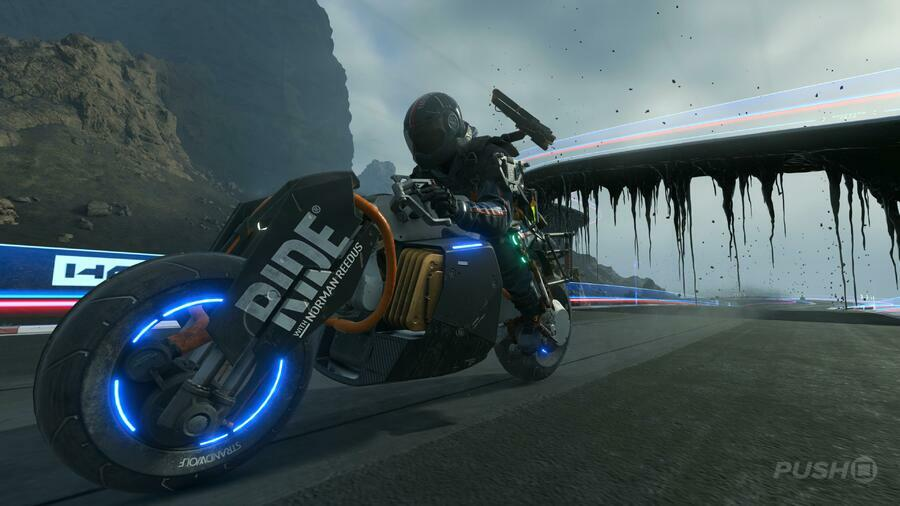 Death Stranding Director's Cut PS5 How to Unlock Racing Track Guide 1
