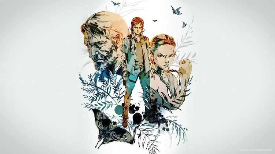 The Last of Us Part II Yoji Shinkawa Art