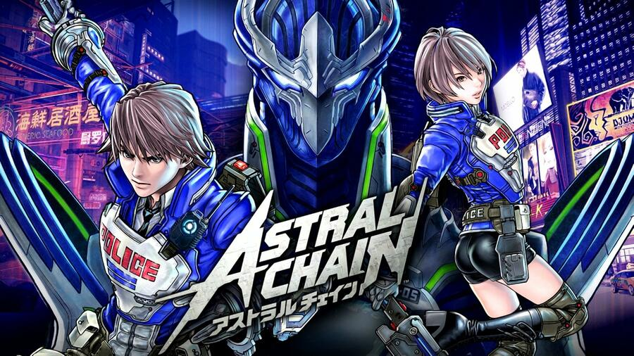 Astral Chain PS4 PlayStation 4 1
