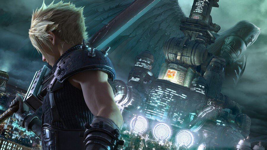 Final Fantasy VII Remake Demo Length PS4