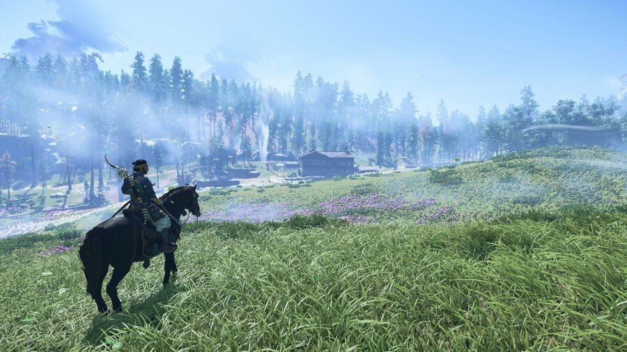 Ghost of Tsushima How Long Is It