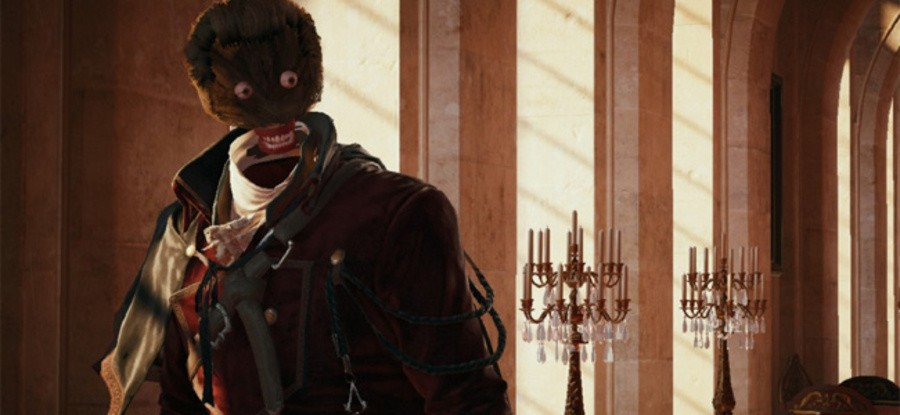 Assassin's Creed Unity PS4 Glitches
