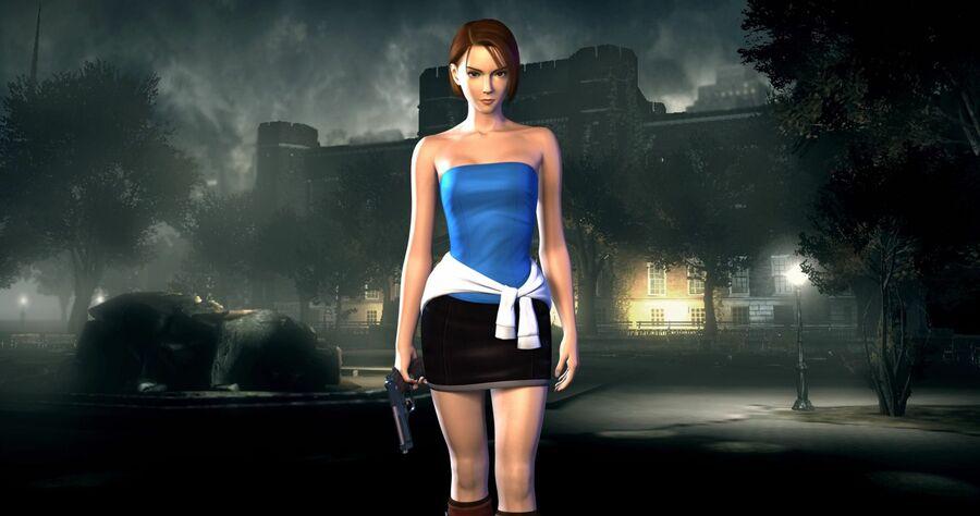 Resident Evil 3 PS4 PlayStation 4 Remake Jill Valentine 1