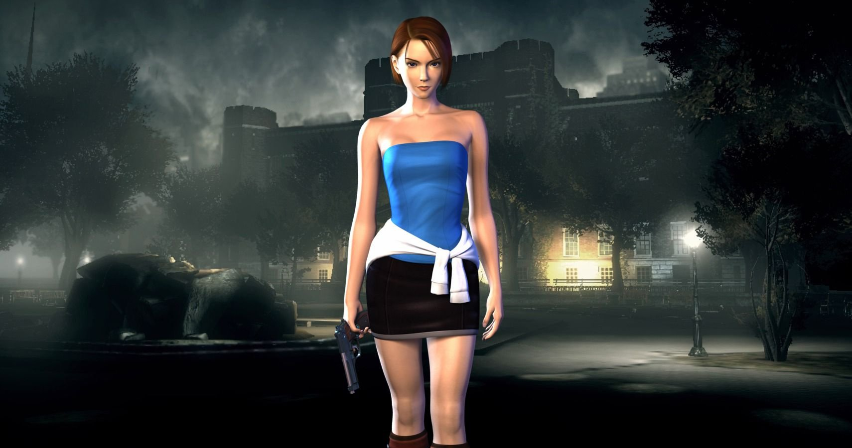resident evil 3 remake jill face model
