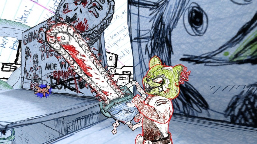 Drawn to Death PS4 PlayStation 4