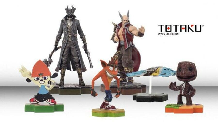Totaku Collection PlayStation PS4 1