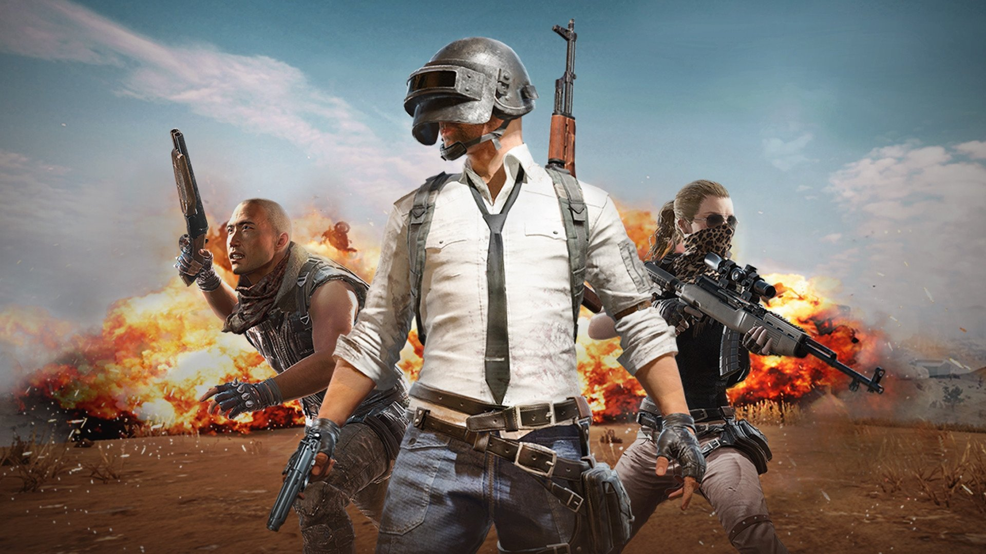 Pubg Girl Hd Wallpaper For Mobile: PlayStation Store Sales Charts: PUBG Earns Itself A
