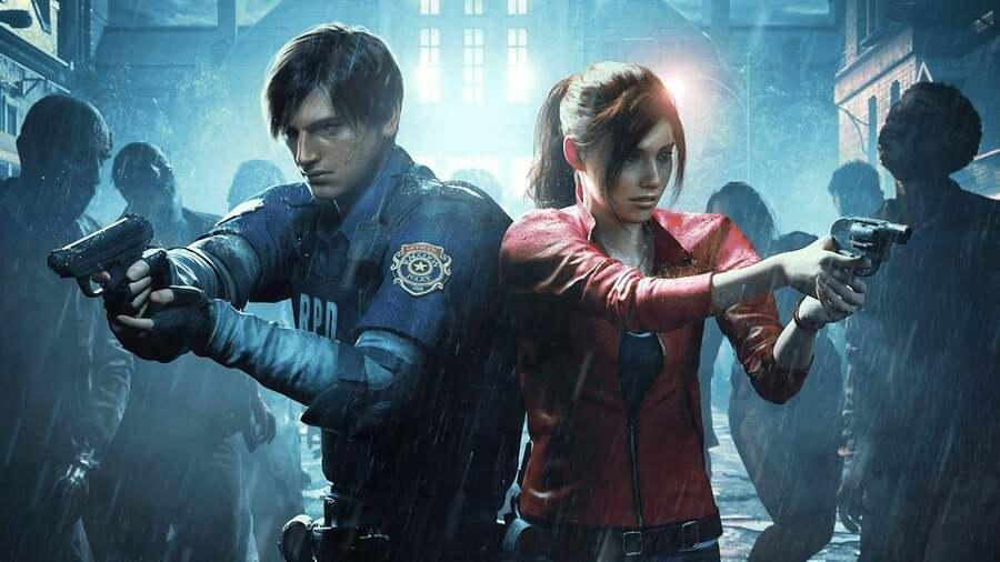 Resident Evil 2 PS4 DLC