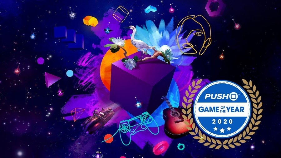 Dreams PS4 PlayStation 4 Game of the Year GOTY 2020