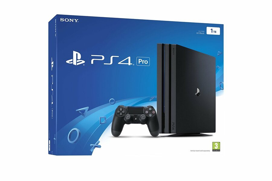 PS4 Pro PlayStation 4 Hardware 1