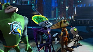 PushSquare's Most Anticipated Overlooked PlayStation Games Of Holiday 2011: #5 - Ratchet & Clank: All 4 One.