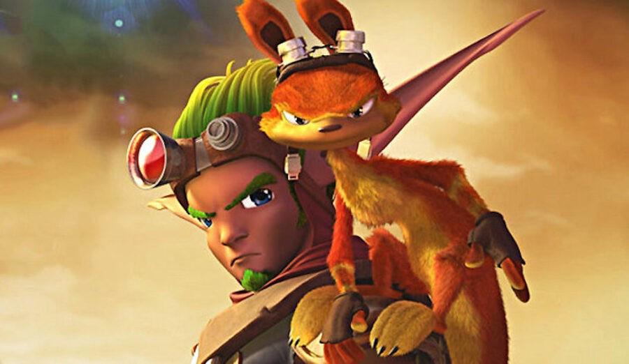 Jak & Daxter PS2