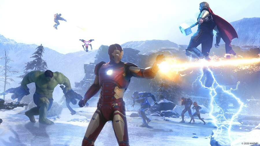 Marvel's Avengers Game: Does It Have Multiplayer? Guide 1