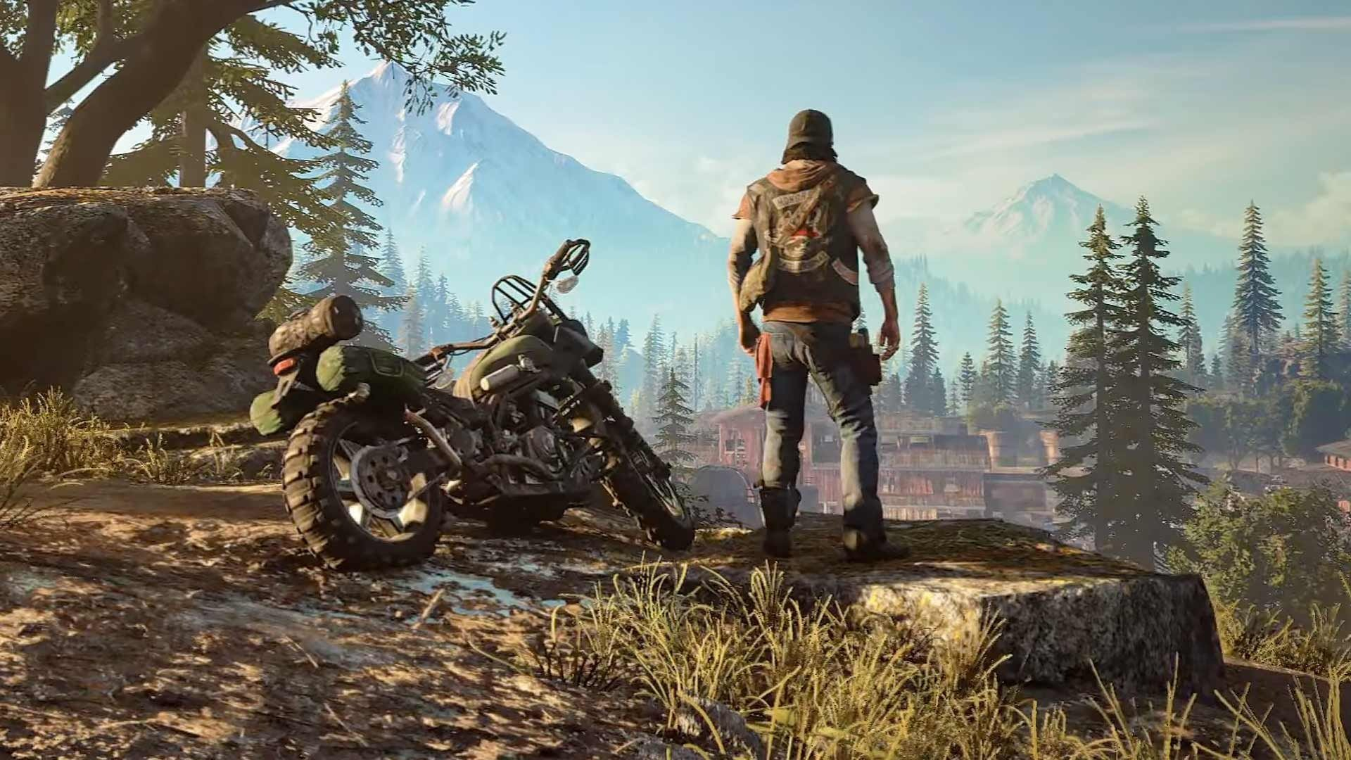 Days Gone Gets New Game Plus and More Difficulty Modes in Next Week's Update