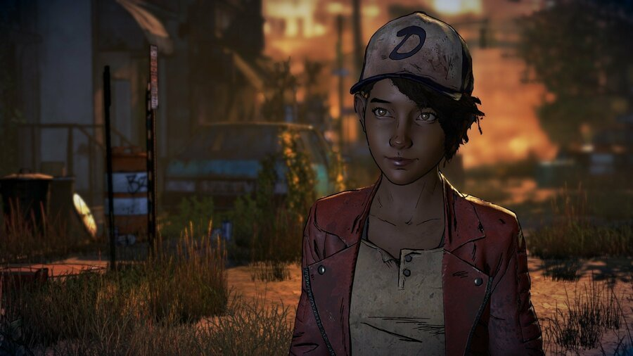 The Walking Dead Sony PS4 PlayStation 4 1