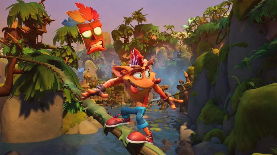 Crash Bandicoot 4 Its About Time PS5